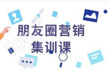 91课堂徐悦佳老师:微信朋友圈营销集训课,微商变现培训网盘下载