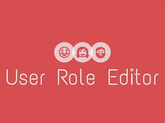 WordPress插件-用户角色管理器-User Role Editor Pro汉化版【v4.60.1】