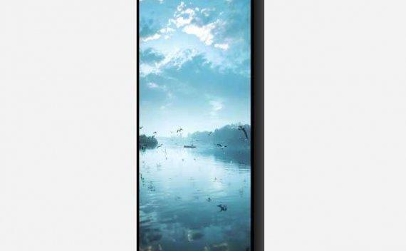 立体的iPhone手机图形特效