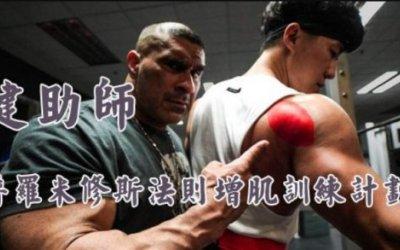 减肥健身视频课程,普罗米修斯法则增肌训练计划